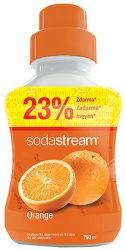 Sodastream pomarančový sirup (750ml)