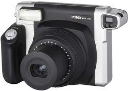 Fujifilm Instax Wide 300 (černo-stříbrný)