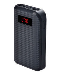 Remax AA-1004 powerbanka 10 000 mAh, černá