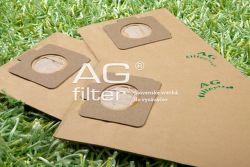 AG PA-184, papírové sáčky