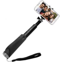 Fixed Bluetooth selfie tyč, černá