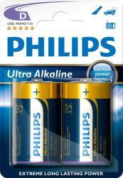 Philips Ultra Alkaline D (LR20) 2ks