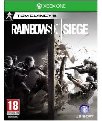 XBOX ONE Tom Clancy´s Rainbow Six: Siege