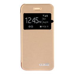 Winner pouzdro Slimbook pro iPhone 6/6s (zlaté)