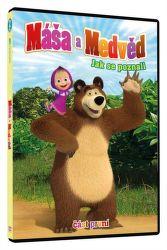 Máša a Medvěd 1 - Jak se poznali - DVD