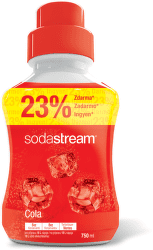 Sodastream Cola sirup (750 ml)