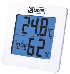 Emos E0114, teploměr digitální s vlhkoměrem