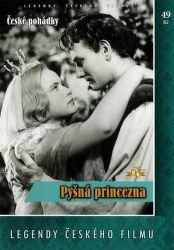 Pyšná princezna - DVD film
