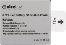Niceboy Vega 200 - náhradní batérie pro Vega a Vega+