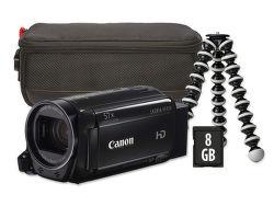 Canon Legria HF R76 Premium Kit (černá)