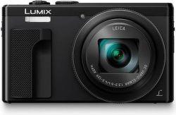 Panasonic Lumix DMC-TZ80 černý