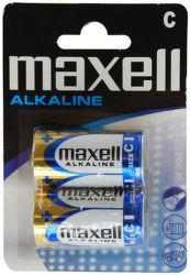 Maxell Alkaline C (LR14), 2ks