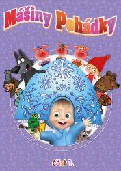 Mášiny pohádky 1 - DVD