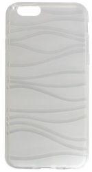 MobilNet ochranné pouzdro pro Apple iPhone 6/6S (transparentní)