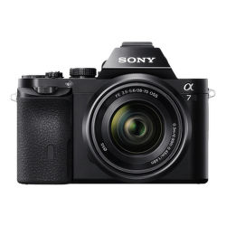 Sony Alpha A7 černá + SEL 28-70 ILCE-7K