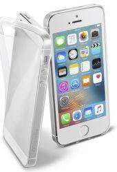 CellularLine Zadní kryt Fine pro Apple iPhone 5/5S/SE (Transparentní)
