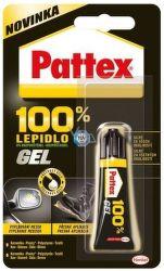 Pattex 100% - gelové lepidlo 8g