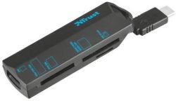 Trust 20968 - USB-C čtečka karet