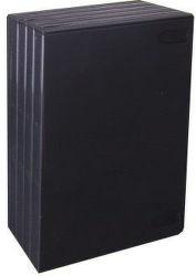 Esperanza Box na 1 DVD - 5-pack ve fólii (černý)