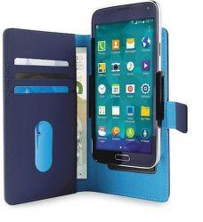 "Puro pouzdro s přihrádkou na karty 5,1"" (XL, modrá)"