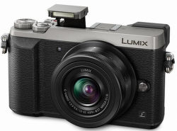 Panasonic Lumix DMC-GX80 + 12-32 mm (stříbrný)
