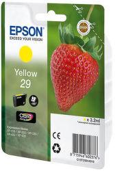 Epson 29 Claria (žlutá)