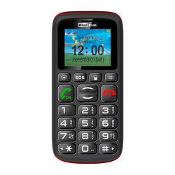 Maxcom MM428 Dual SIM černý