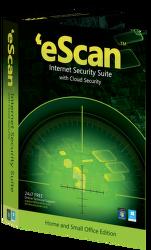 eScan Internet Security Suite 1/12, ES-03ISSV14-1-1Y