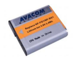 Avacom DISO-BG1-843N5 - Baterie pro foto