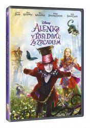 Alenka v říši divů: Za zrcadlem - DVD film