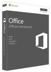 Microsoft Office 2016 pro Mac pro domácnosti vystavený kus splnou zárukou