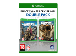 Ubisoft 2 hry pro Xbox One: Far Cry Primal + Far Cry 4