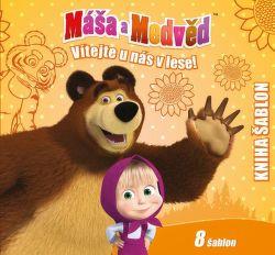 ALBATROS Máša a medvěd, Kniha