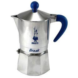 Bialetti Break 3 modrý