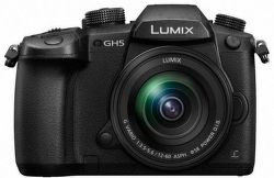 Panasonic Lumix DC-GH5 černá + G Vario 12-60 mm