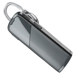 Plantronics Explorer 85 Bluetooth headset, šedá