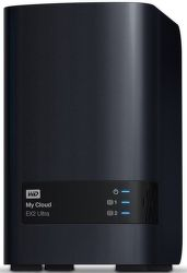 WD My Cloud EX2 Ultra bez HDD (černý)