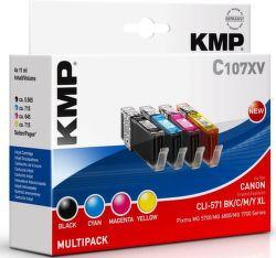 KMP C107XV multipack