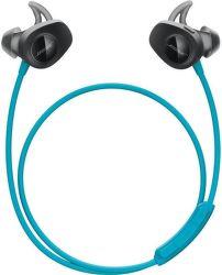 Bose SoundSport Wireless (modrá)