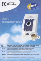 Electrolux E201B Long Performance - Sáčky do vysavača s-bag (4 ks)