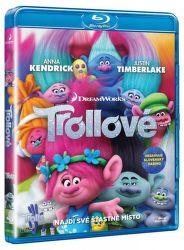 Trollové - Blu-ray film