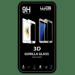 Winner ochranné tvrzené sklo 3D iPhone 7 Plus, černé