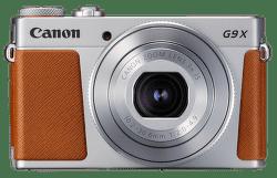 Canon PowerShot G9 X Mark II stříbrný