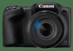 Canon PowerShot SX430 IS černý