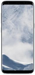 Samsung Galaxy S8 stříbrný