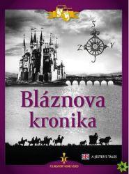 Bláznova kronika - DVD film