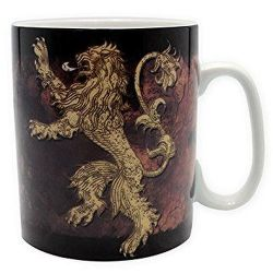 Game of Thrones Lannister hrnek (460ml)