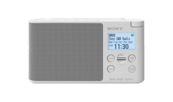 Sony XDR-S41DW bílé