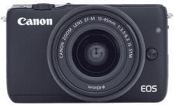CANON EOS M10 + 15-45 f/3.5-6.3 IS STM černý