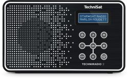 TechniSat TechniRadio 2 DAB černé